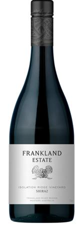 Frankland Estate Shiraz Isolation Ridge Vineyard